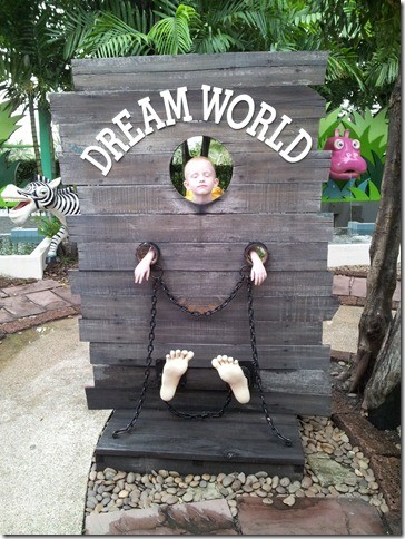 Dream World's Horror:)